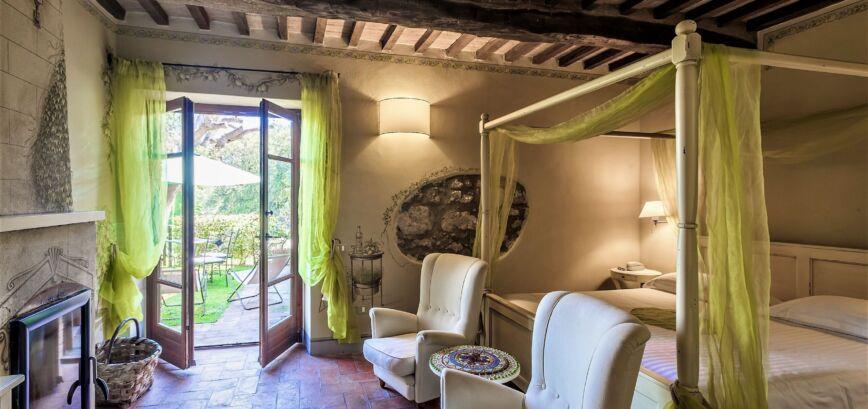 La Melosa Resort & Spa (Toscana)